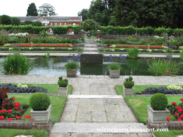 Лондон - Кенсингтонские сады