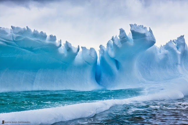Stunning Photos Of The Otherworldly Beauty Of Antarctica S