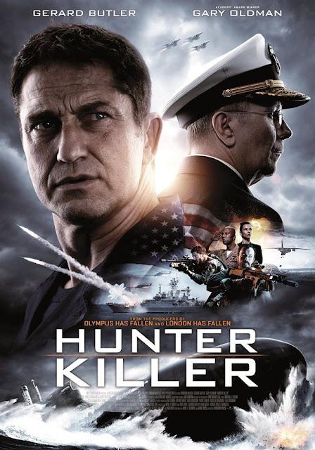 HUNTER KILLER (2018) ταινιες online seires oipeirates greek subs