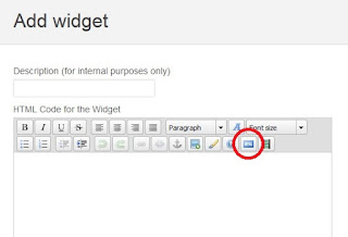 How about adding Google Adsense code in OSCLASS widgets