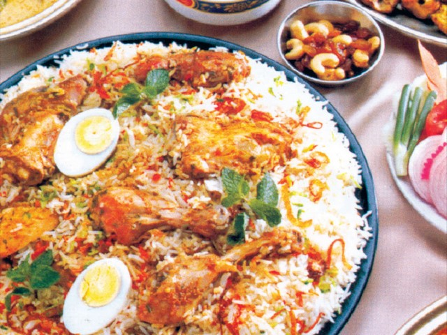 Popular Foods In Hyderabad, India