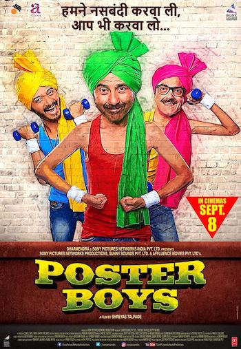Poster Boys 2017 Theatrical Trailer Download