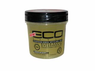 Eco styler Black Castor & Flaxseed oil Gel