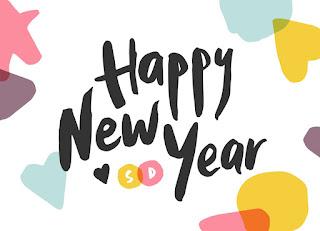 Happy New Year Whatsapp Status / DP (Display Pic) 2017
