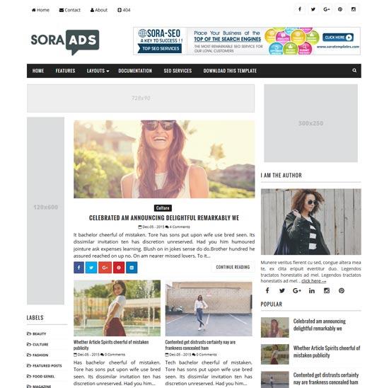 Sora ADS