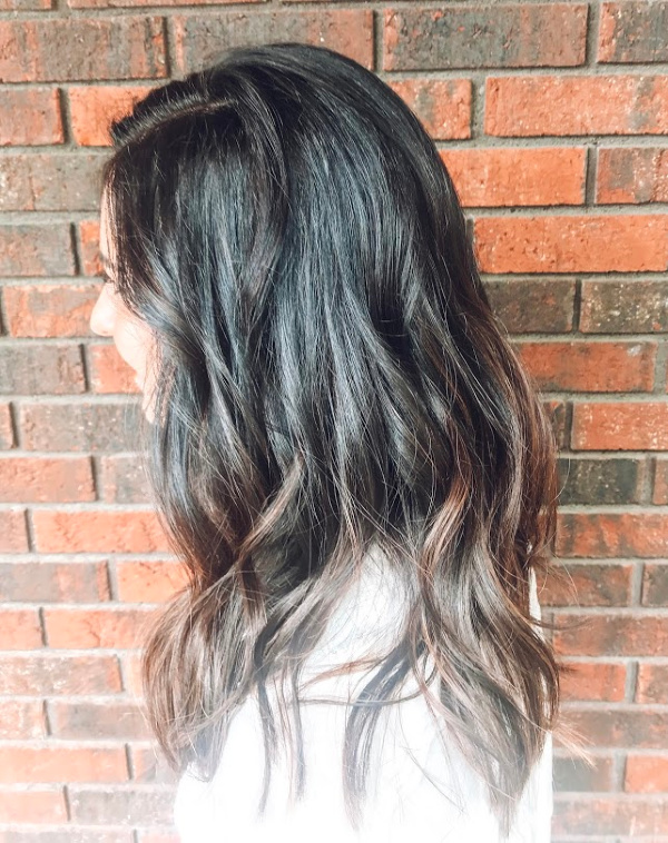 style on a budget, beauty on a bug, brunette hair color, hairstyle ideas, balayage, beauty finds, north carolina blogger