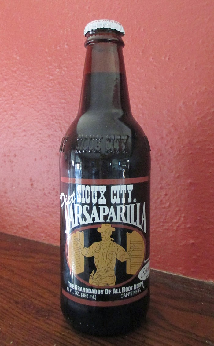 Diet Sioux City Sarsaparilla