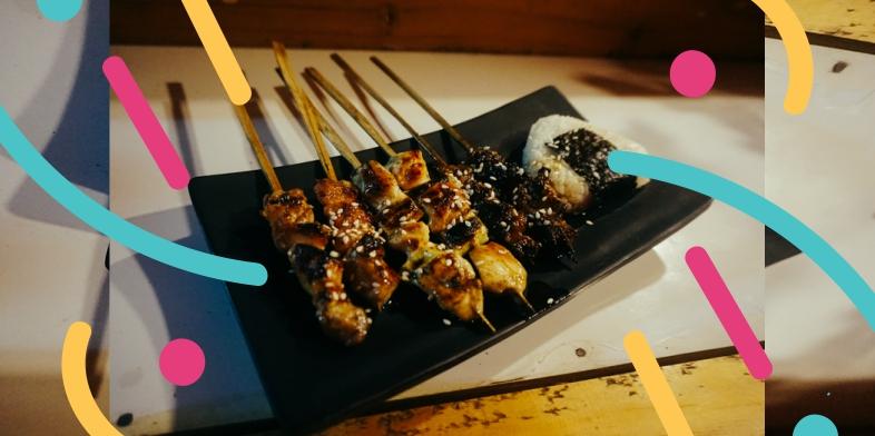 Oppai Yakitori: Sate Khas Jepang dengan Konsep Street Food