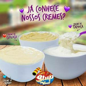 SLUPS MILK SHAKE- A MAIOR SORVETERIA DO CARIRI