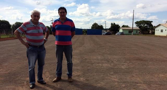 Roncador: Grande torneio marcará inauguração da Arena Multiuso no Jardim Anchieta
