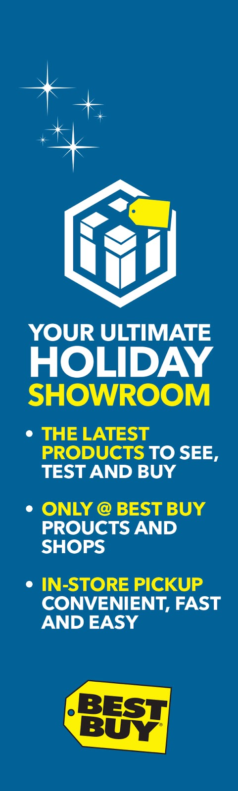 Bonggamom Finds: Shop Best Buy for the Holidays