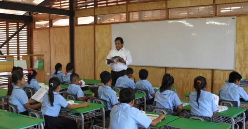MINEDU incorpora enfoque territorial en la mejora de servicios educativos - www.minedu.gob.pe