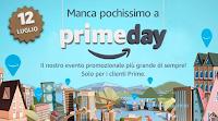 Logo Amazon Prime Day 2016: evento mondiale e promozioni esclusive