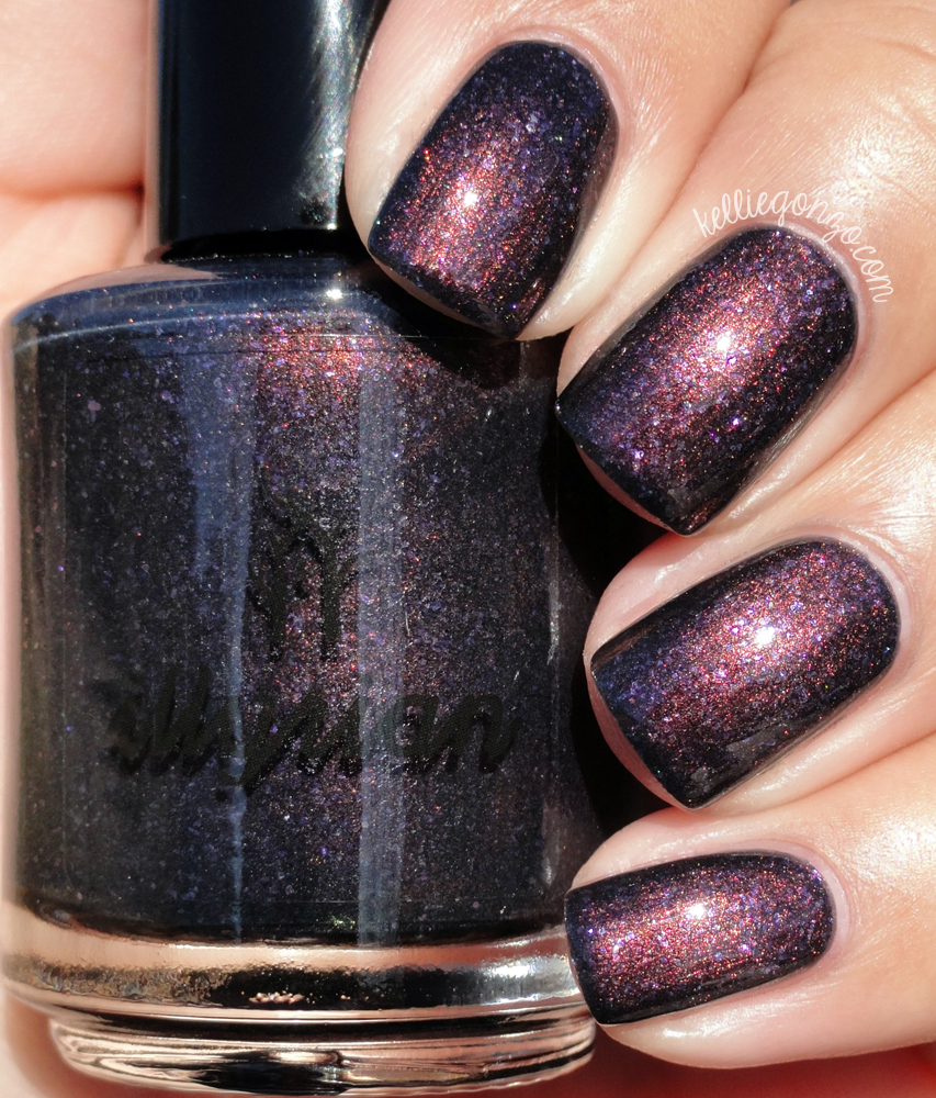 KellieGonzo: Illyrian Polish Fall 2016 Stranger Things Collection ...