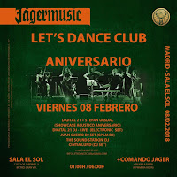 Let's Dance Club en Sala el Sol