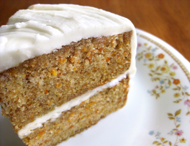 Carrot Cake Recipe - Miami Beach Personal Chef