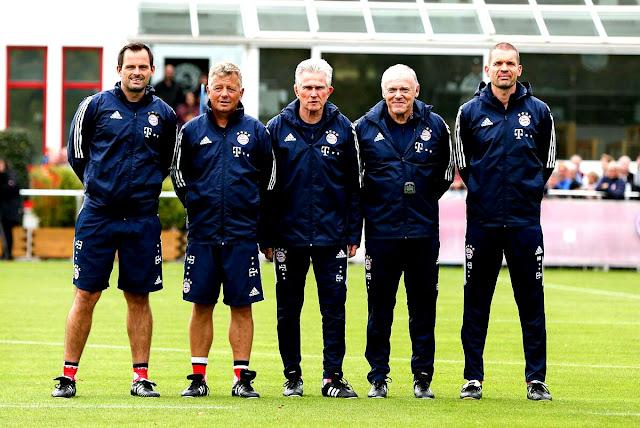 Jupp Heynckes está de volta ao Bayern