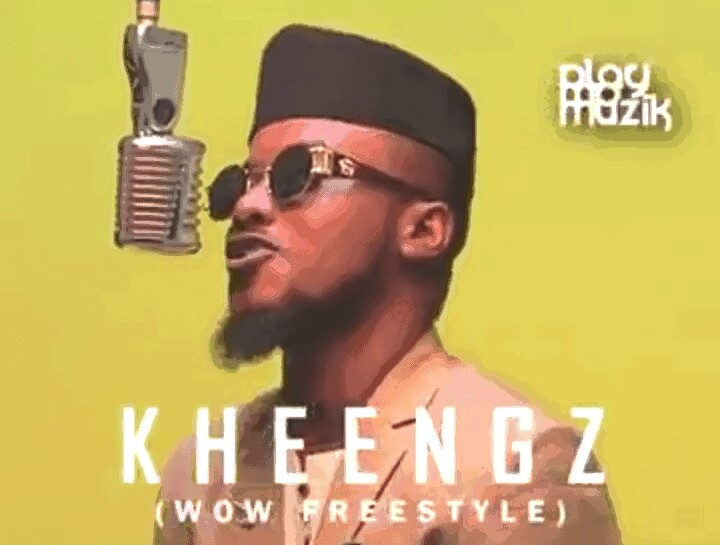 The Voice Of Arewa VOA Kheengz YFK has just dish out another brand new single dubbed titled Sicko Verse , Kheengz YFK has been currently working on his forthcoming project , VOA 2 which is expected to be out before the wrap of the year , Download Kheengz Sicko Verse Mp3 , Kheengz Sicko Verse Mp3 Download , Kheengz Malone wow