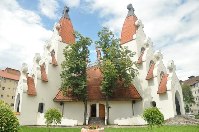 Miercurea-Ciuc_Biserica Catolica noua