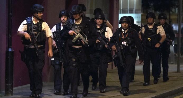 La Policía dice que dos incidentes de Londres son actos terroristas
