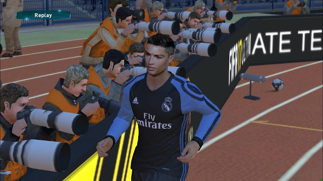 PES 2017 SweetFX V2 Ultra and Low Mode by Rustamaji
