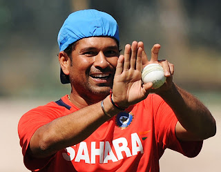 Fate Line & Sun Line On Hand Of Sachin Tendulkar Indian Palmistry