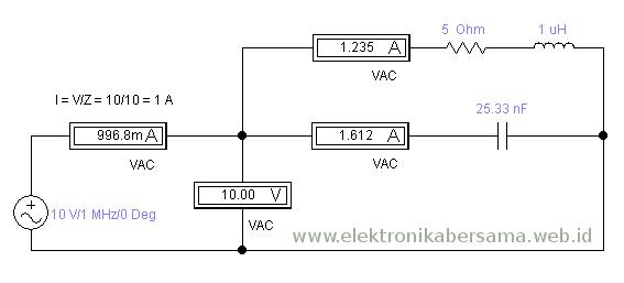 Arsip bulan oktober 2012 elektronika bersama contoh simulasi mengukur arus dan tegangan pada beban impedansi rlc seperti gambar di bawah ini ccuart Image collections
