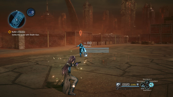 Sword Art Online Fatal Bullet PC Full Version Screenshot 3