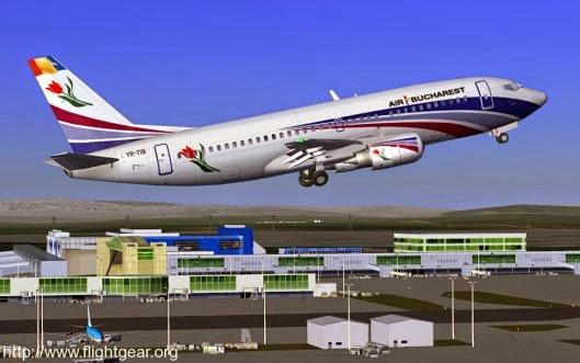 FlightGear Flight Simulator - This is a Simulator, not just