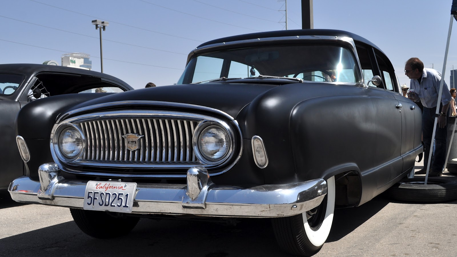 How Much Do Car Salesmen Make >> Just A Car Guy: Viva Las Vegas was a cool car show, my ...