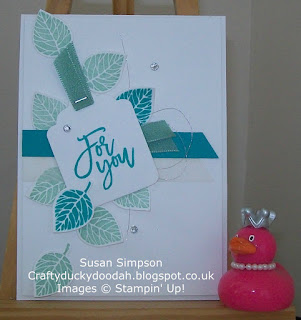 Stampin' Up! Susan Simpson Independent Stampin' Up! Demonstrator, Craftyduckydah!, Thoughtful Branches, Supplies available 24/7,