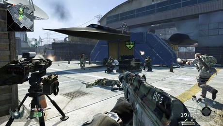 Call Of Duty Black Ops PC Gameplay Screenshot