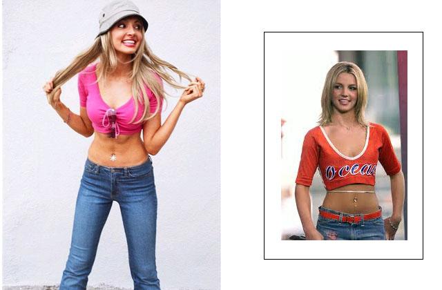 a moda dos anos 2000