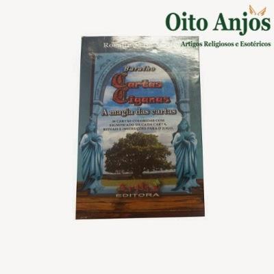 Tarot Santa Sara | Oito Anjos Artigos Religiosos e Loja Esotérica