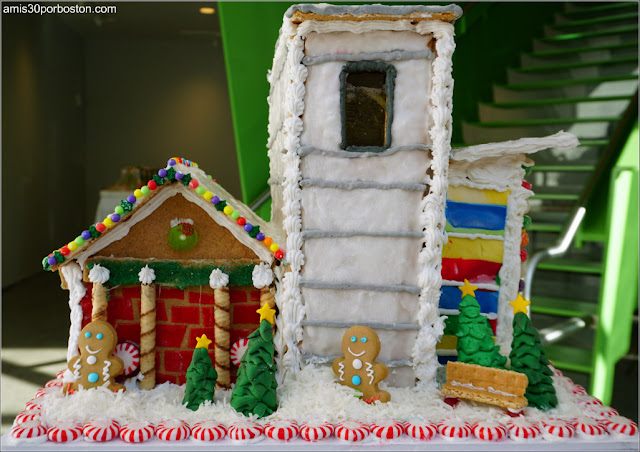 "Casita de Jengibre ""Gingerbread University"""