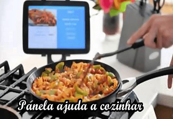 Tecnologia-panela-auxilia-cozinhar