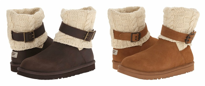 UGG Cassidee Boots for only $85 (reg $170) + free shipping
