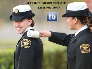 Sea Cadet Uniform Exchange Discussion Group