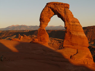 Arches National Park - Quick Details about the Park