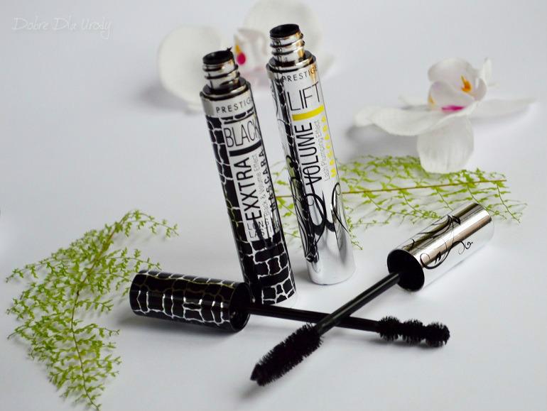Prestige Exxtra Black Black & Volume Effect Mascara i Prestige Volume Lift Lash Plumping Effect Masca