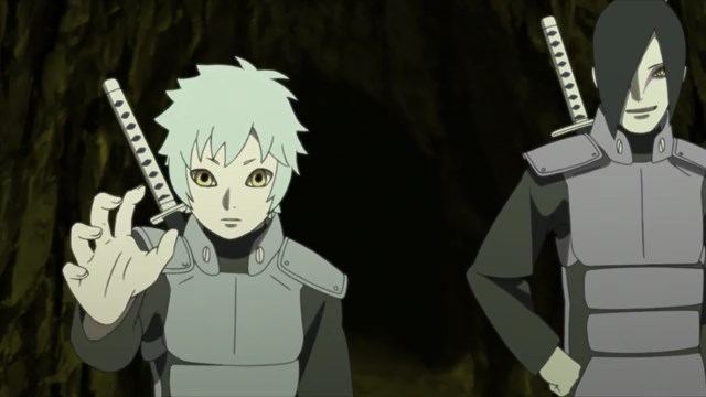Boruto Naruto Next Generations – Episódio 39