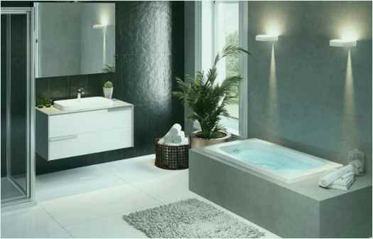 Decorating Ideas For Bathroom Lighting