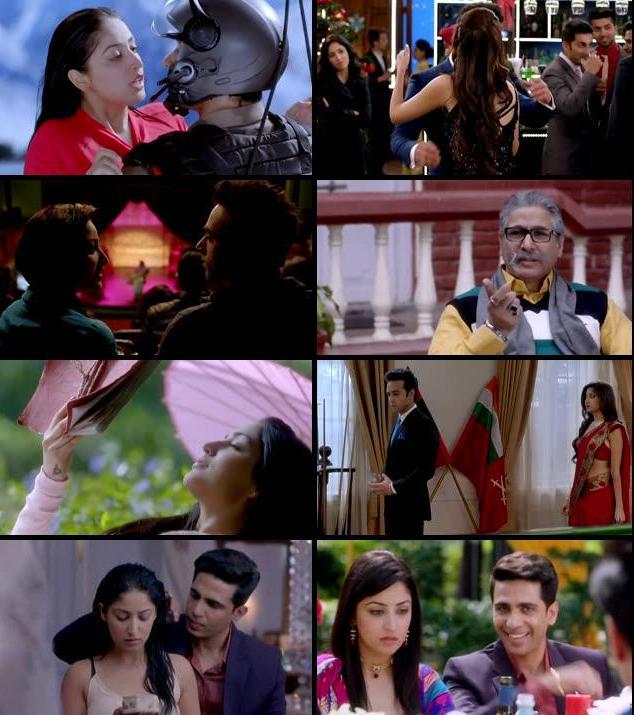Junooniyat 2016 Hindi 480p DVDRip
