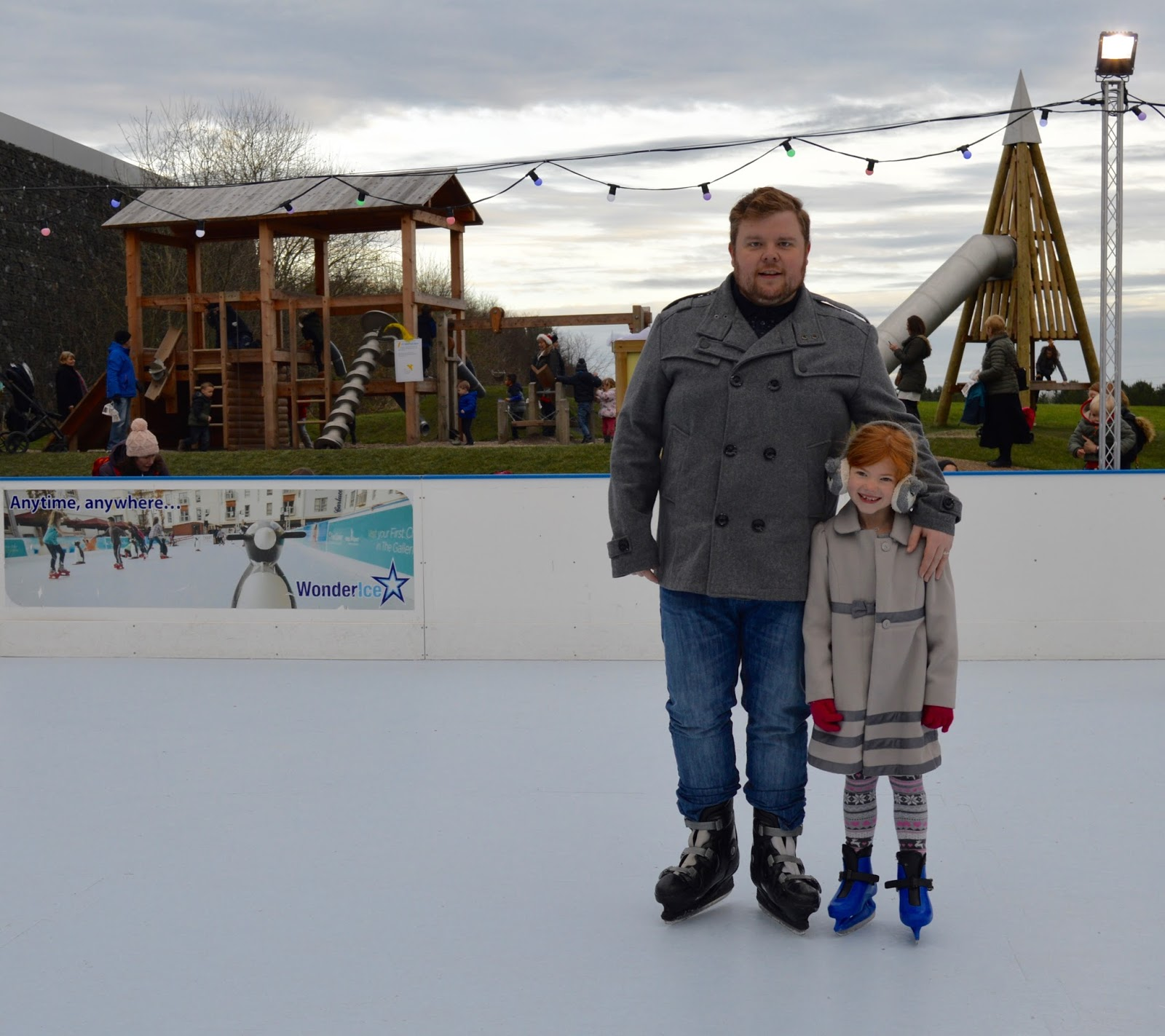 A Guide to The Best Family Days Out in the North East including skating at Woodhorn