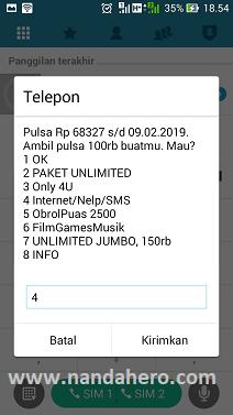 Cara Daftar Paket Sms Indosat : daftar, paket, indosat, Daftar, Paket, Indosat, Terbaru, Nanda