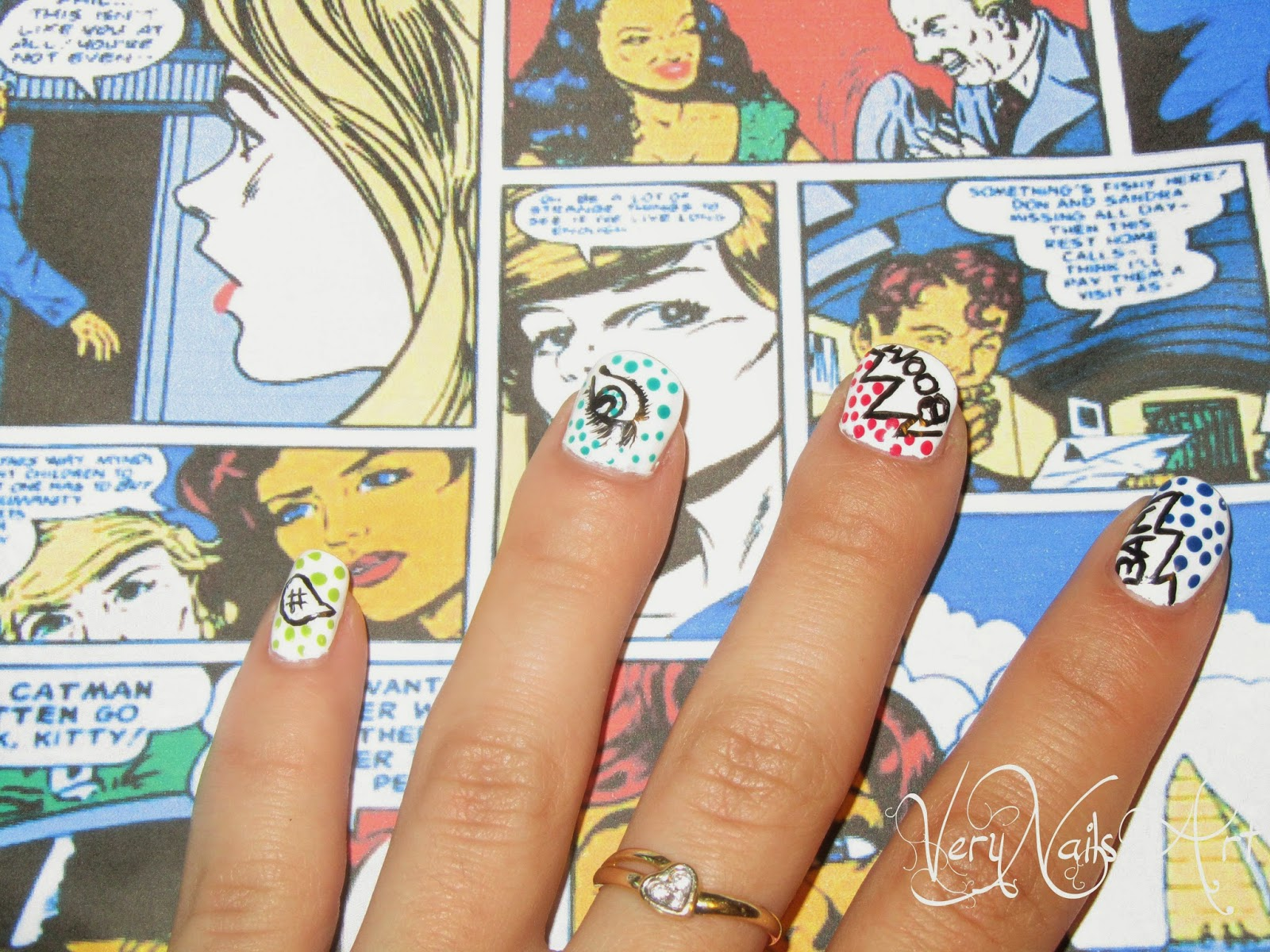 comic-nailart