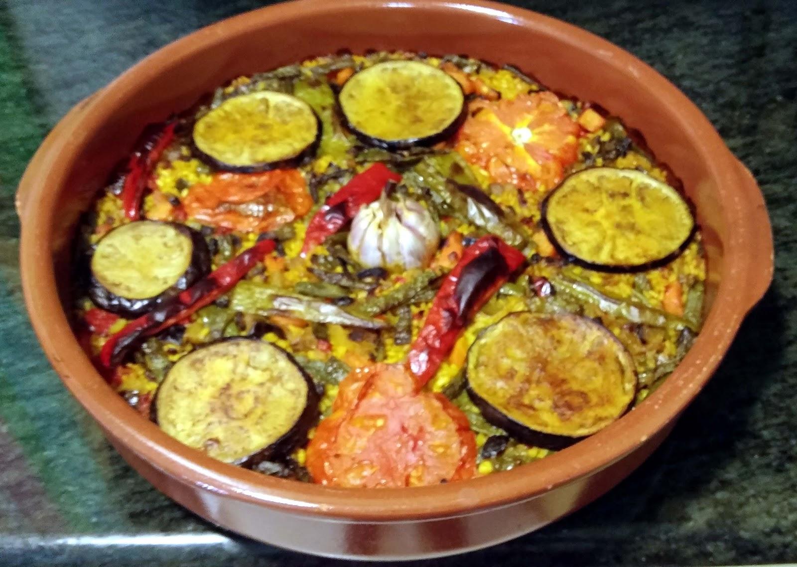 Cocina y medicina video como cocinar arroz al horno con for Cocinar con 5 ingredientes