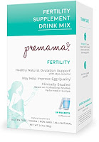Women fertility Vitamin