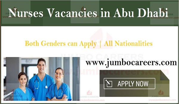 Recent nurse jobs in UAE, Smart Home Care LLC Abu Dhabi job and careers,