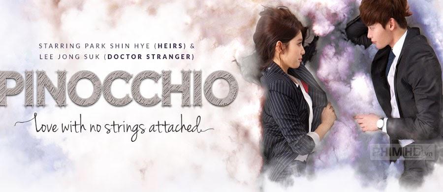 Cô Bé Người Gỗ - Pinocchio - 2014
